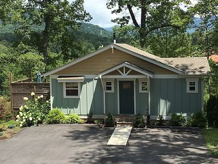 Beautiful newer pet friendly cottage with views!