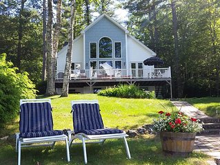 Lake Winnipesaukee Waterfront Cottage