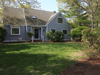 Beautiful-Spacious- New Seabury Home-Beaches-Golf-and More