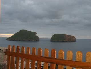 Breathe Nature/Beach House Azores. 3 rooms, barbecue. Close to city center.
