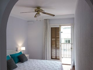 Apartment in Palma. experience the beach and Old Town.