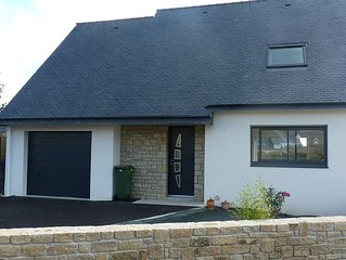 Carnac - Close to beach and shops - New house - 3 bedrooms