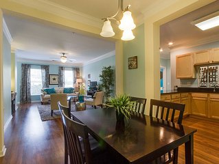 Enjoy the #1 city in the U.S. in this upscale yet affordable 2 bed/2 bath condo!