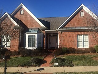 Near Wake Forest, 12 foot ceilings, lovely 4 bedroom 3 bath
