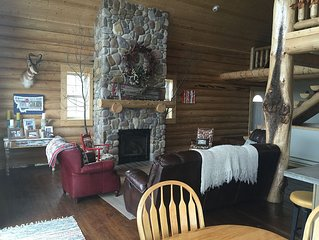 Fantastic Family Cabin In The Heart Of The Pioneer Mountains.