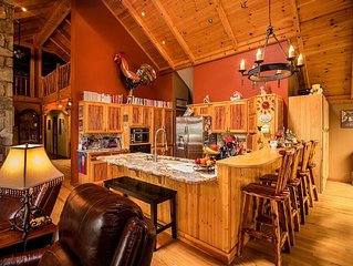 SLOPESIDE RETREAT WITH BREATHTAKING VIEWS