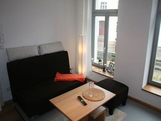 2-Raum-Appartement 'Luv' (rechts) max. 3 Pers. - Lee & Luv  F 699