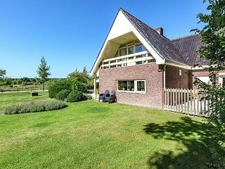 Beautiful Villa in Koudekerke Zealand with Garden