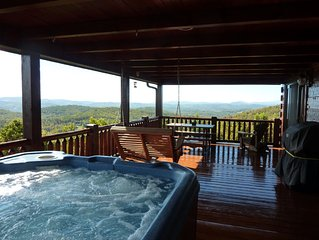 'The Great Escape'-Panoramic Views-Hot Tub-WiFi-Pets OK-Private-Booking Fast