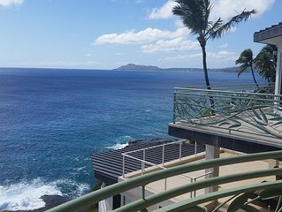 Majestic Ocean Front Villa with panoramic views, Honolulu