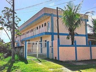 Apartamento Quarto/Cozinha/Banheiro 900m da praia - Bertioga