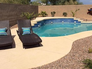 Oasis w/ Pool! Johnson Ranch - Now Renting 2020!