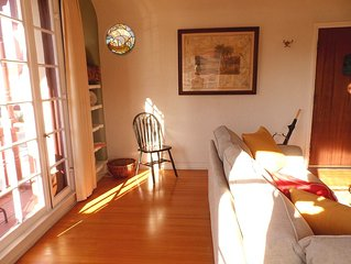 Quincy La Casa-Lrg-Sunny-Pets Ok-Prking included-Centally located-Walk To Beach
