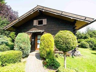 Chalet Willingen, das gemütliche Holzhaus direkt in Willingen