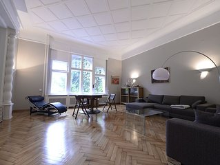 BERLIN - POTSDAM Wannseevilla- Apartment / 70m2 for persons 2+