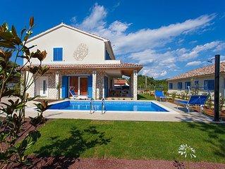 4* Villa mit privatem Pool - modern und hochwertig ausgestattet