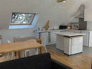 Magnifique appartement moderne centre de QUIBERON