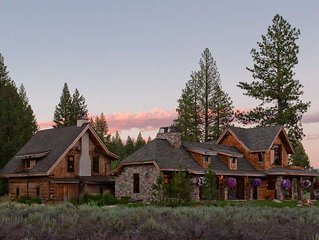 Old Greenwood Luxury Home located btwn the 17 & 18th hole w/ views of Northstar