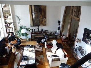 Exceptional Apartment in the Center of Paris Montorgueil Aera