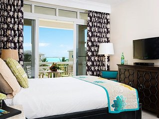 Turks & Caicos Grace Bay  Oceanfront resort  Rated #1 Best Beach