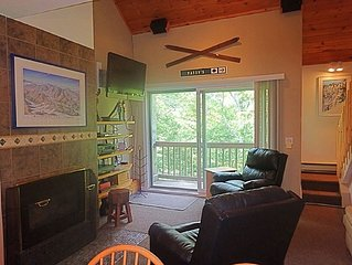 Killington, 3 Bedroom 2 Bath Condo