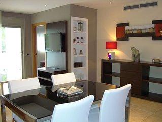 2 Zi Wohnung (3A) 3OG - in Ferienanlage mit Pool und Strandnähe