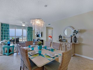 New Oceanfront condo! Beautifully decorated, 2 BR, 2 BA, sleeps 9