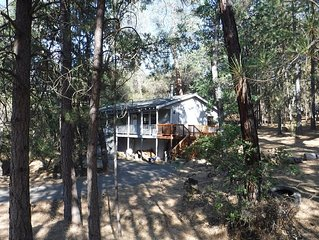 Mountain Home near Yosemite, Seasonal Discounts!