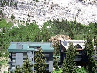 2 Bedroom Condo Between Alta and Snowbird- Hellgate C