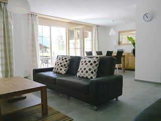 Prachtig 2 slaapkamer appartement in schitterende Lauterbrunnen vallei