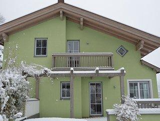 Haus 'Am Sonnenhang' (6 pers.) nabij het gezellige Mittersill