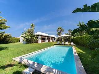 Chalet in Cap den Font with lots of Menorca's charm.