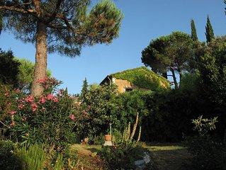 Schönes Ferienhaus im Dreieck Umbrien-Latium-Toskana