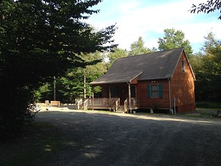 Get away from it all at our family cabin vacation near PA Grand Canyon.