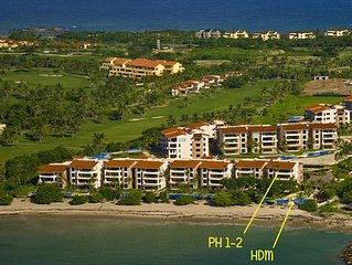 Beachfront Penthouse, Hacienda de Mita, Premier Club Membership