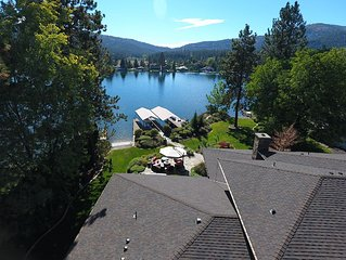 Luxurious Riverfront Property - Minutes from Coeur d'Alene, ID