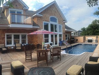 Brand New !!!!!!!!! With A 'HEATED' Built In Pool...Families  Only