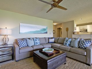 $325 Remaining Spring! Fabulous 2Bdrm/Greenbelt/Best Ocean View/Fully Remodeled