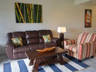 Spacious 2 Bedroom Townhome On North Shore Of Oahu Fazio Golf Course