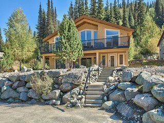 Skiing Adventure Await  ~ Outstanding Views, Ski In 3BR/2BA Sun Peaks Chalet