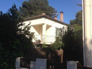Appartement dans une maison d'un quartier calme de Montpellier