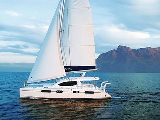 46' Sailing Catamaran - Fully Crewed, All-Inclusive, Vacation Packages