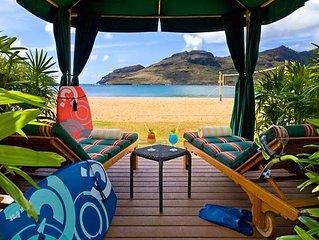 Beachfront 12/19-26/20 *Xmas* Kauai Marriott Beach Club - Ocean View -Sleeps 6