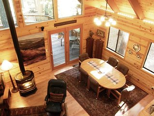 LUXURIOUS MOUNTAIN RETREAT  A vacation experience your group will not forget!