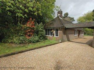 High Weald Cottage - East Grinstead