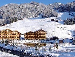 Ferienwohnung Thermes Parc  in Val - d'Illiez, Wallis - 8 Personen, 3 Schlafzimm