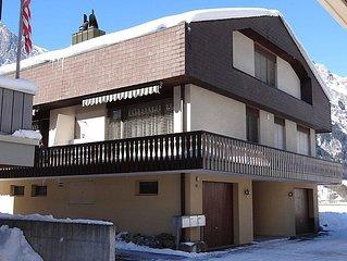 Apartment Birkenstrasse 70/2  in Engelberg, Central Switzerland - 4 persons, 1