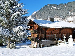 Apartment Marie Rosa  in Grindelwald, Bernese Oberland - 3 persons, 1 bedroom