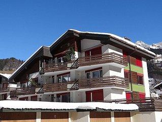 Apartment Birkenstrasse 54  in Engelberg, Central Switzerland - 4 persons, 1 be