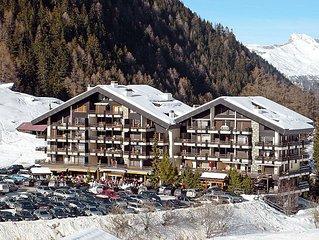 Apartment Dents Rousses B3  in Siviez - Nendaz, Valais - 4 persons, 1 bedroom